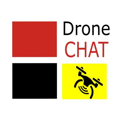 Drone Chat Podcast artwork