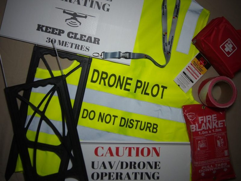Safe Droning Australia online Drone Safety